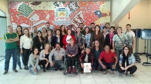 Participantes do FRCIS SUL